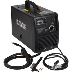 Ironton Flux Core 125 115V Flux Cored Welder — 125 Amp Output | Wirefeed Welders| Northern Tool + Equipment