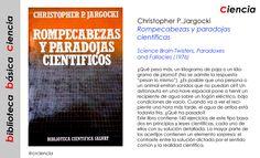 Christopher P.Jargocki - Rompecabezas y paradojas científicas (1976)