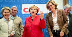 Merkel quiere presentarse a un cuarto mandato y batir el récord de Kohl y Adenauer