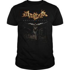 View images & photos of Batman Arkham Knight City Watch t-shirts & hoodies