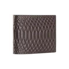 Man's fashional short wallet-Color Black