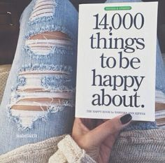 14,000 things to bre Happy about