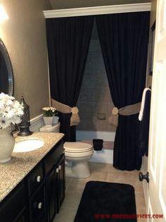 Decorating A Tiny Bathroom