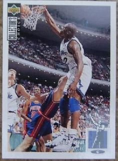 1994-1995 94-95 Upper Deck Collector's Choice #232 Shaquille O'Neal Shaq ---> shipping is $0.01 !!!