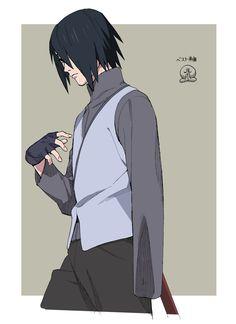 Tags: Fanart, NARUTO, Uchiha Sasuke, Pixiv, PNG Conversion, Fanart From Pixiv, Mosako