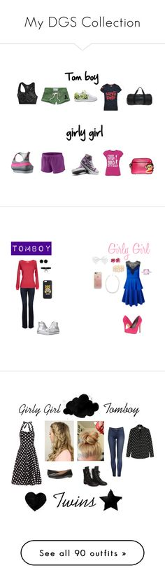 """""""My DGS Collection"""" by sierra-ivy on Polyvore featuring Puma, Abercrombie & Fitch, DC Shoes, NIKE, Superdry, Paul Frank, City Chic, AG Adriano Goldschmied, Velvet by Graham & Spencer and Converse"""
