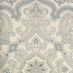 swatch of Persia Wallpaper Indigo