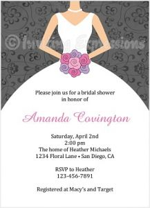 Example of what to say in a bridal shower invitecludes a cute like too bridal shower invitationswedding filmwisefo