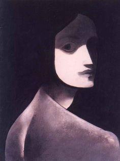Magnolia by Safwan Dahoul (b. 1961, Hama, Syria)