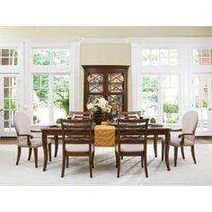 The Classics Today Collection offers furniture for any room in your home with styles that are as current as they are classic. The traditional design elements create beauty and elegance while remaining livable and practical.