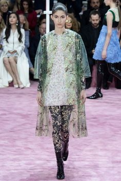 Christian Dior Spring 2015 Couture Fashion Show - Beatrice Bran
