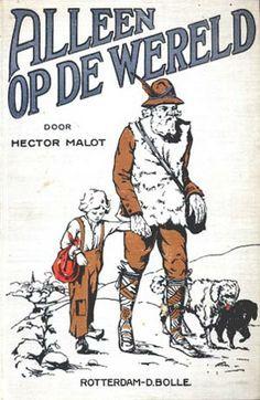 Dit boek las ik toen ik ongeveer negen was en ik moest toen heel erg huilen. Vooral toen Vitalis overleed en de honden.