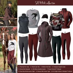 Kerrits Fall 2013 Sienna Collection