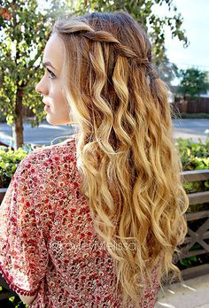 Here are seven super-easy heatless hairstyles you can pull off no matter where you are.