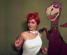 Wilma Flintstone 2 By Layneslionredcat