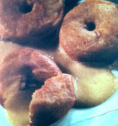 fried apples in beer dough | bavarian and german recipe