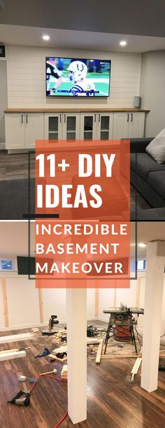 Dream Basement Remodeling & Renovation ideas - tips Before & After Ideas Basement Makeover, Basement Remodeling, Dreaming Of You, The Incredibles, Tips, Ideas, Design, Decor, Style