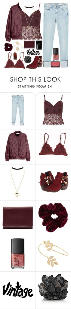 """""""Ataraxia"""" by mcgoddess2 ❤ liked on Polyvore featuring Zara, Miss Selfridge, Charlotte Russe, Steve Madden, John Lewis, NARS Cosmetics, McCoy Design and Cleanse by Lauren Napier"""