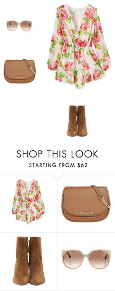 """""""Untitled #168"""" by doda-laban on Polyvore featuring MICHAEL Michael Kors, Isabel Marant and Tom Ford"""