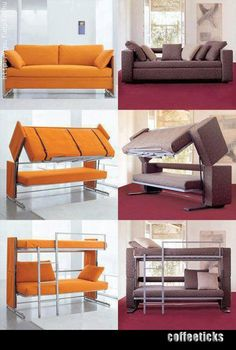 Awesome foldout sofa!
