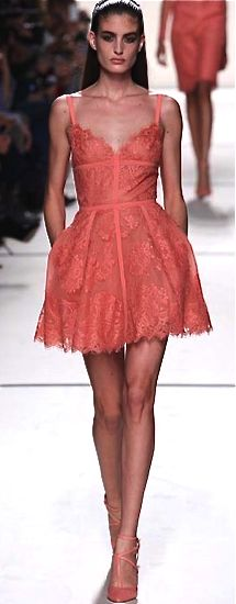 Elie Saab, 2014 - flirty and fun - love