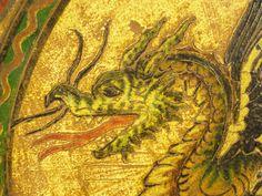 Vintage Italian Sgraffito Montopoli Arno Pottery Charger Wall Plate Dragon | eBay