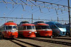 Odakyu Express Trains