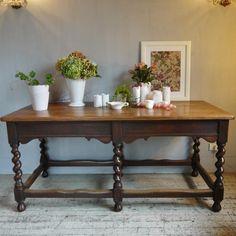 Oak Servery Table | Elements i love...
