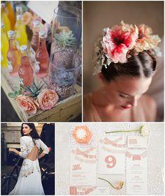 Mexican Wedding Inspiration | Ideas