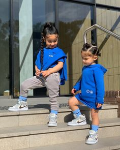Little Girl Outfits, Kids Outfits Girls, Toddler Outfits, Outfits Niños, Cute Swag Outfits, Cute Mixed Babies, Cute Babies, Cute Toddlers, Cute Kids