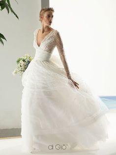 eb9ed232a269 19 01. Le Spose Di Gio Wedding DressesRomantic ...