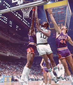 promo code 50b73 bcae3 Phoenix Suns vs Boston Celtics - Triple OT game, 1976