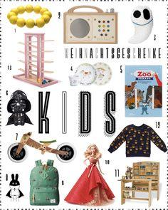 Seid ihr auch schon im Weihnachtsgeschenke - Wahn? Wir haben ein paar tolle Ideen für eure Kids:  http://hauptstadtmutti.de/kids/weihnachtsgeschenke-tipps-fuer-kids