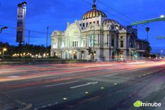 Mexico City, Mexico - Mexico City is a delightful chaos of sights, sounds, and colors. Home to over 20 million people, the city offers beautiful colonial architecture, nearby ruins, and some seriously good food. (Photo by Azu Azul)