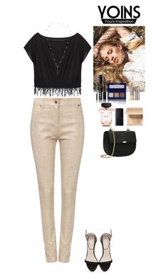 """""""Outfit Yoins"""" by eliza-redkina ❤ liked on Polyvore featuring Biba, Bobbi Brown Cosmetics, LORAC, Urban Decay and NARS Cosmetics"""
