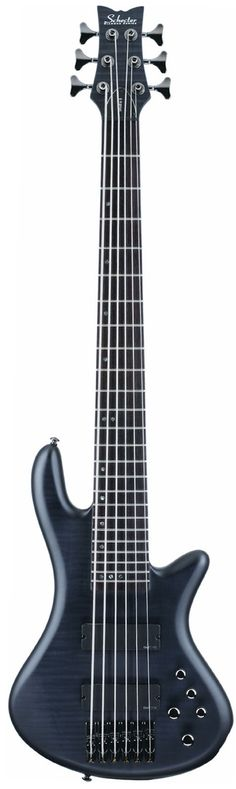 Schecter Stiletto Studio-6 Bass Guitar