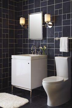 32 Best Vir Stil By Laura Kirar Images Bathroom