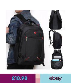 40736ea63b09 Bags Waterproof Swiss Travel Backpack Men 15