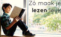 Lezen is leuk juflisanne.com