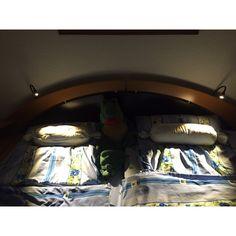 Good LED Bettenleuchten er Set Tim bettenleuchte bettenlampe heitronic praktisch bett