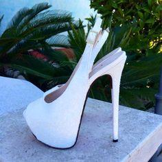 Fashion Shoes Made in Italy Extreme High Heels, Hot High Heels, Platform High Heels, Sexy Heels, Stiletto Heels, Bedroom Heels, Hooker Heels, Beautiful Heels, Fashion Shoes