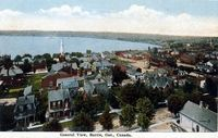 Barrie - General view