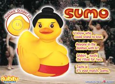 """""""Make Room for"""" Sumo"""