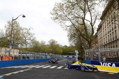 ePrix de Paris en demie teinte pour Venturi