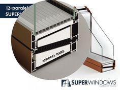 Aerogel Windows