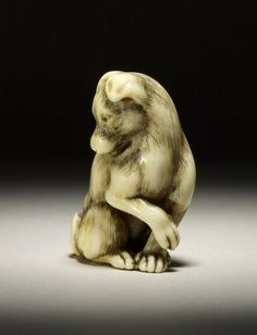 Ivory, by Okatomo, Japan.