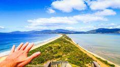 The Hand at Bruny Island in Tasmania