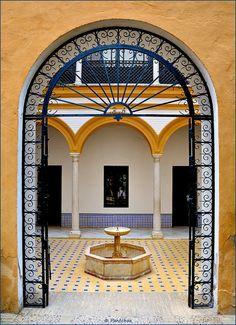 Sevilla : Alcazar : Patio