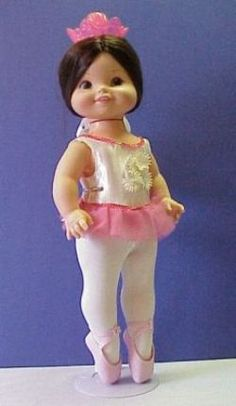 Dancerina vintage doll