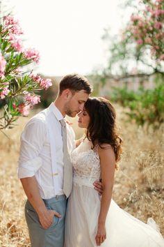 Penelope Dress - Watters. Portugal, Algarve Wedding, Matt & Lena Photography. Love the dress